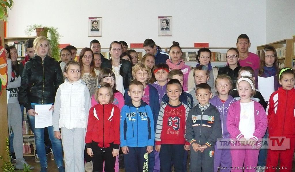 """Ziua Limbilor Europene sărbătorită la Liceul Tehnologic ,,Ioachim Pop"""" din Ileanda (Galerie FOTO)"""
