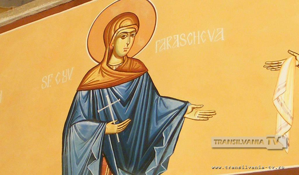 Sfânta Parascheva, obiceiuri şi superstiţii!