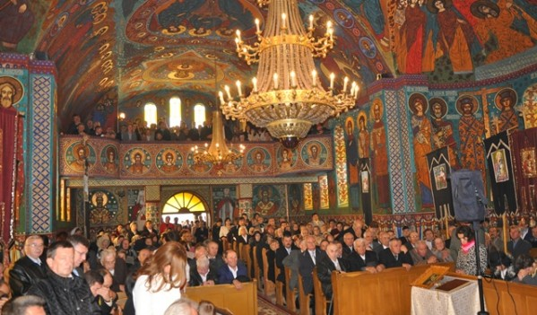 200 de ani de la ridicarea bisericii de lemn din Lozna