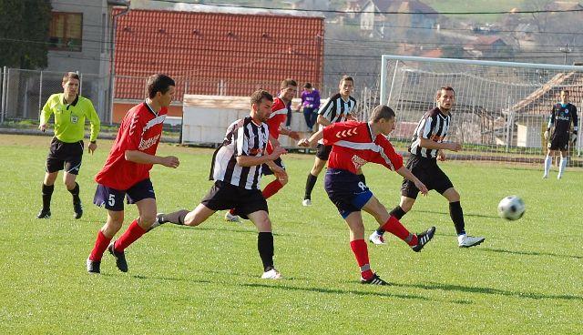 Prima înfrângere pe teren propriu: FC Zalău - CS Oșorhei 0-1