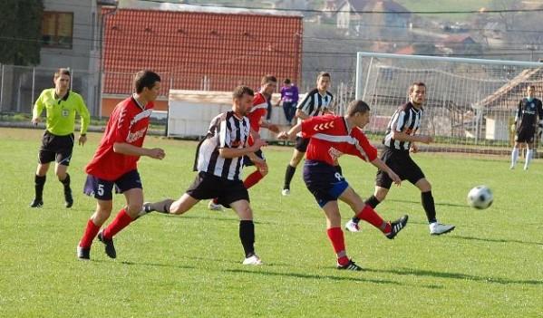 Egal cu liderul: FC Zalău – Național Sebiș 1-1