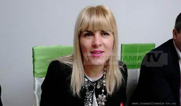 Elena Udrea din nou în Sălaj