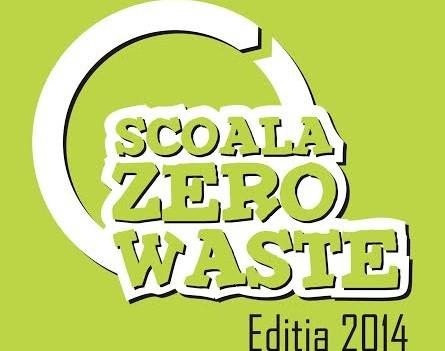 """Școala Gimnazială nr. 1 din Chieșd participă la concursul de educație ecologică """"Școala Zero Waste"""" ediția 2014"""