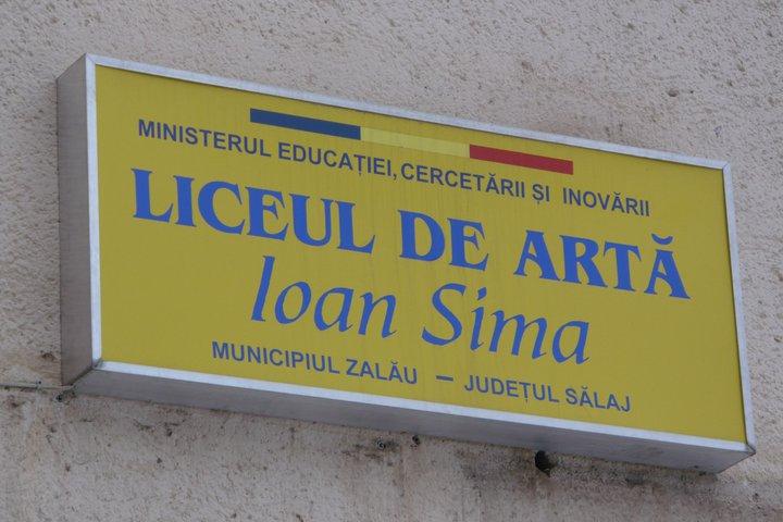 """Concursul """"Viva la musica"""" se va defășura la Liceul de Artă """"Ioan Sima"""" din Zalău (8-9 mai)"""