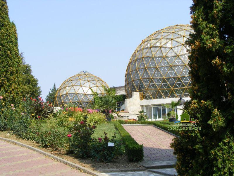 """Grădina Botanică din Jibou va găzdui a treia ediție a Simpozionului Internațional de Arte Vizuale """"Arta în Grădină"""""""