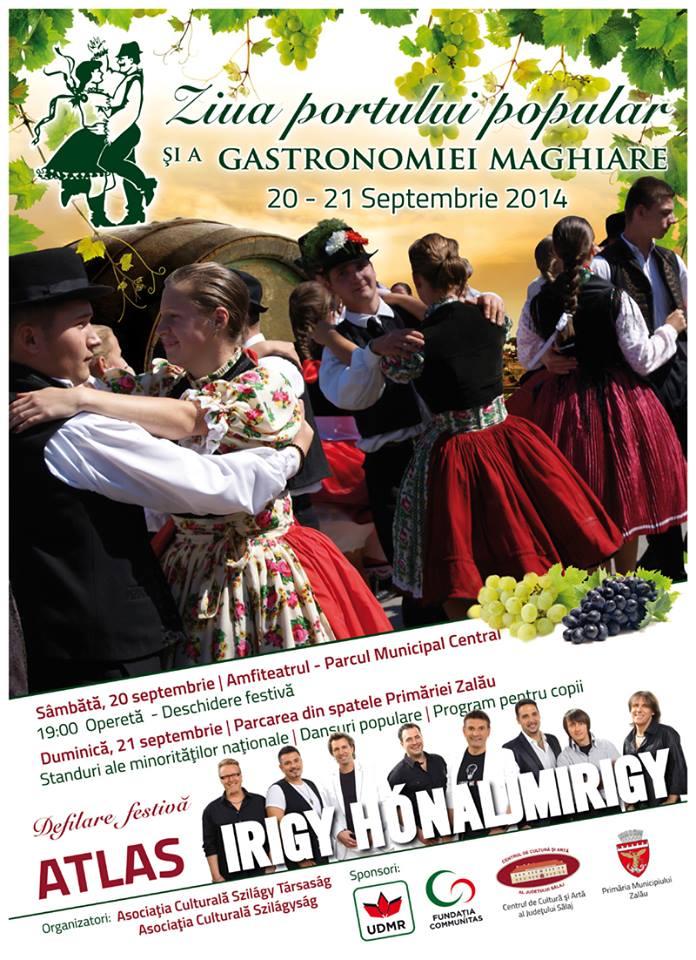 Ziua maghiarilor din Sălaj. Vezi programul evenimentului
