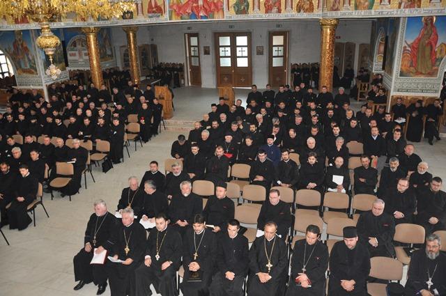 Conferința pastoral-misionară de toamnă la Catedrala Episcopală din Zalău