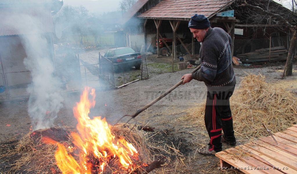 Au început Bobotăile pe Valea Someşului! (VIDEO - Galerie FOTO)