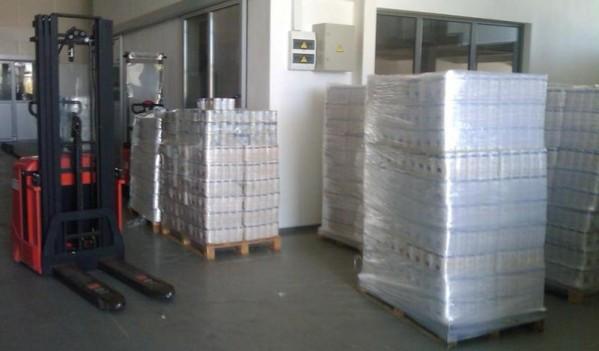 Zalău: A început distribuirea alimentelor primite prin Programul European de Distribuire a Alimentelor