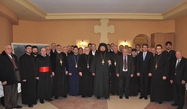 Ieri s-au desfășurat ședințele Consiliului Eparhial și ale Adunării Eparhiale a Episcopiei Sălajului