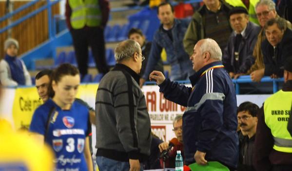 Gheorghe Tadici nu mai este antrenorul echipei naționale de handbal feminin