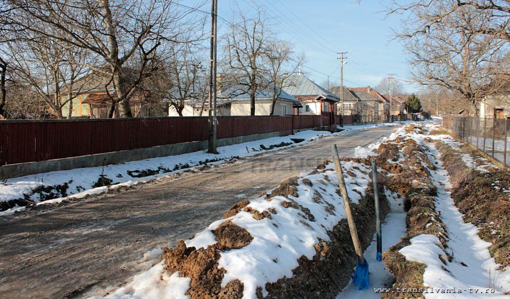 Trei sate din comuna Letca vor scăpa de sete în 2015