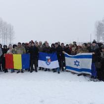 Comemorarea a 70 de ani de la eliberarea lagărului Auschwitz-Birkenau