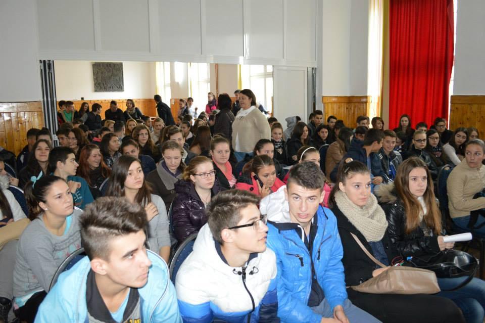 """""""Skills for jobs"""", proiect dedicat elevilor din Sălaj și alte șase județe"""