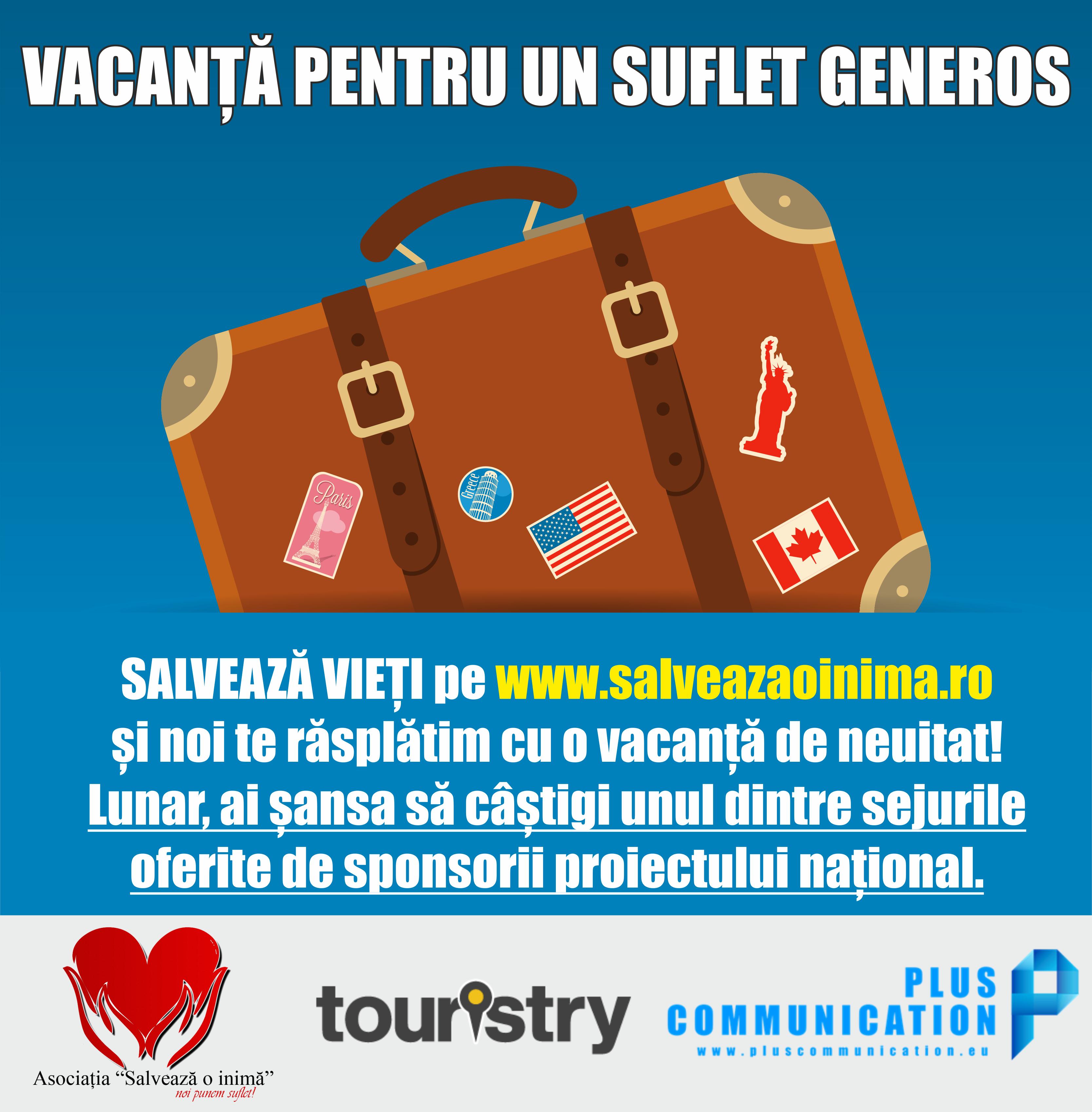 Parteneriat inedit între un ONG din România și mediul turistic