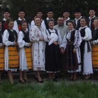 Ansamblul folcloric Meseșul în Cehia
