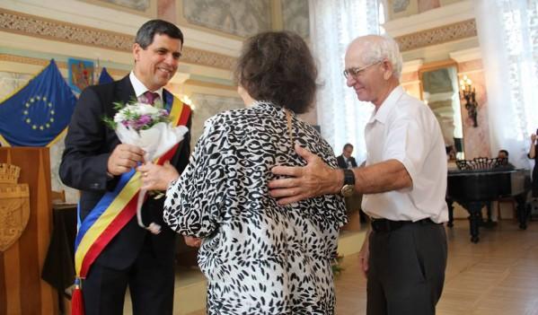 Primăria Municipiului Zalău felicită familiile care în acest an sărbătoresc nunta de aur