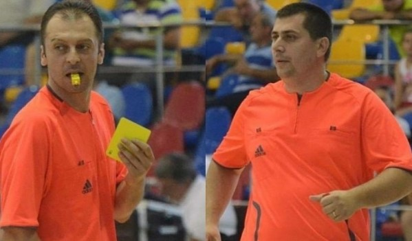 Dan Pavel şi Florin Horincar au debutat în liga naţională