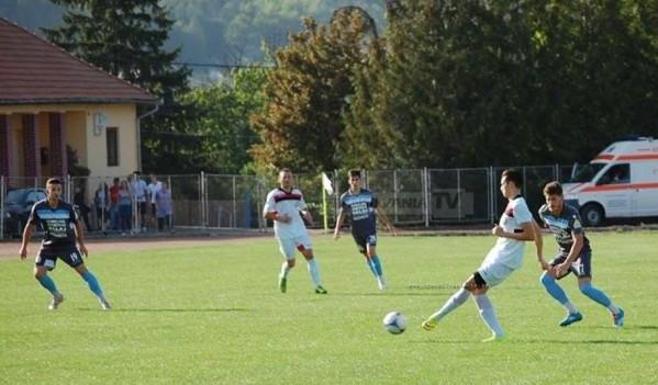 FC Zalău a remizat cu liderul seriei