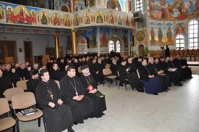 Conferința preoțească de toamnă în Episcopia Sălajului