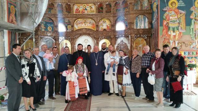 Vizită canonică a Preasfințitului Părinte Petroniu în Spania