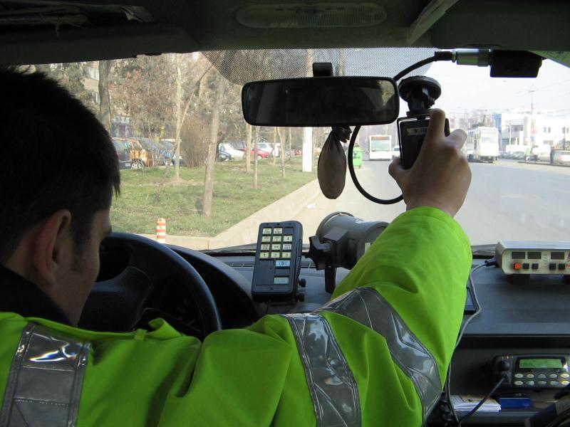Peste 360 de șoferi sancţionaţi în Sălaj pentru viteză, în perioada 14-20 noiembrie
