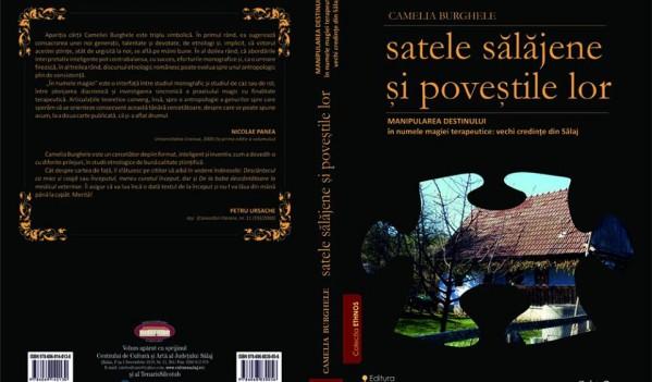 """Zalău: Lansare de carte Camelia Burghele, """"Satele sălăjene și poveștile lor"""" (2 februarie, ora 16)"""