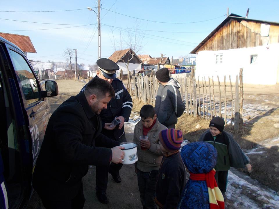 Solidaritate: Sprijin pentru persoanele fără adăpost din municipiul Zalău