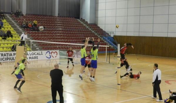 VM Zalău s-a calificat în finala Cupei României la volei masculin