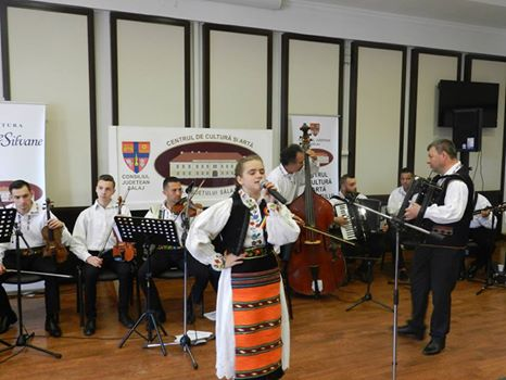 """A zecea ediție a Festivalului - concurs județean """"Mândru Cântec Sălăjean"""""""