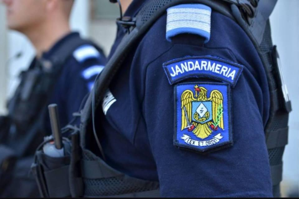 Jandarmii sălăjeni, la datorie la sfârşit de săptămână