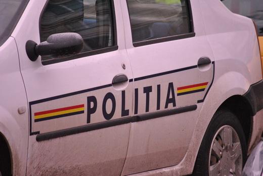 Fetiță de 5 ani lovită de un autoturism în Zalău