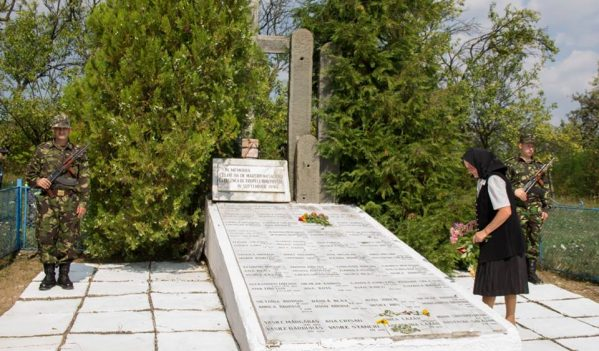 Comemorarea martirilor de la Treznea şi Ip
