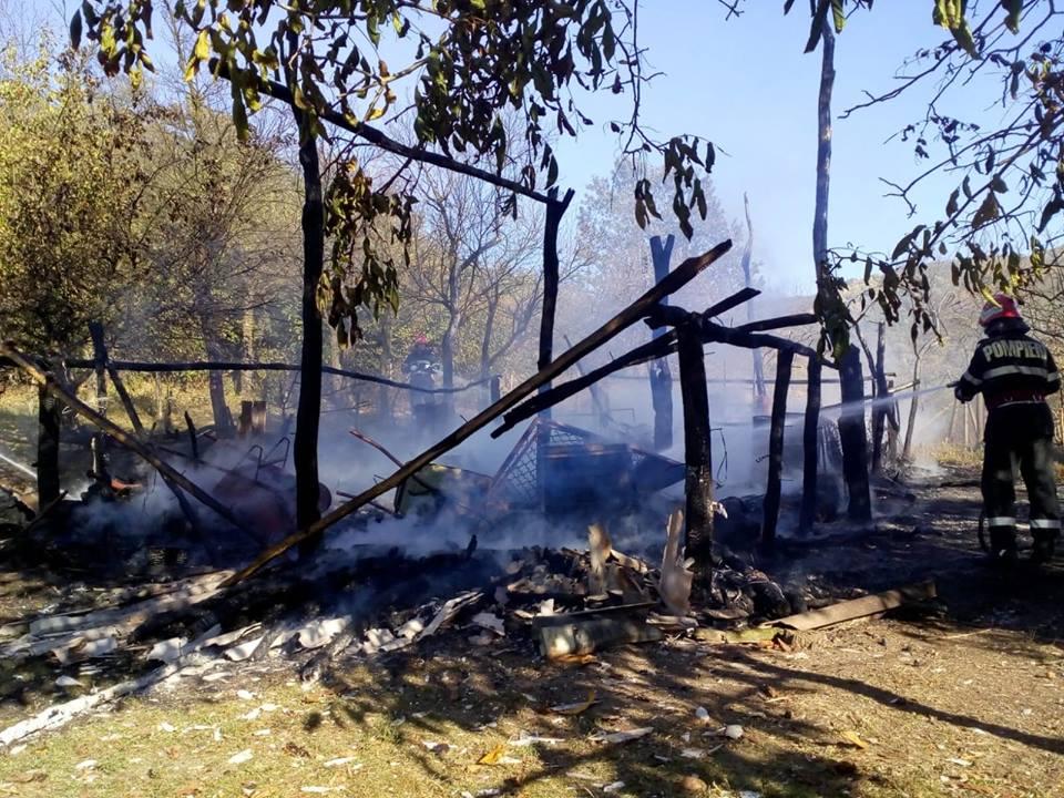 Incendiu în Șimleu Silvaniei