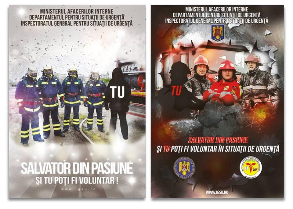 """O nouă serie a programului """"Voluntar din pasiune"""" se derulează în Sălaj"""