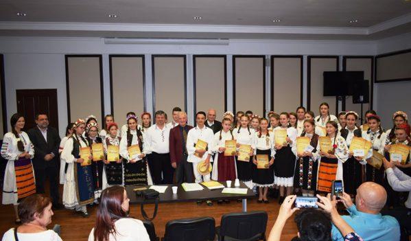 """Câștigătorii celei de-a XII-a ediții a Festivalului """"Mândru Cântec Sălăjean"""""""