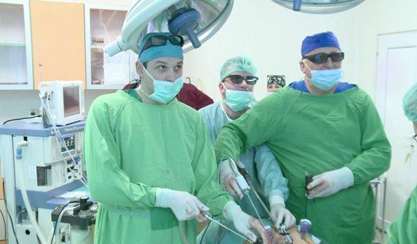 Premieră pentru urologia sălăjeană