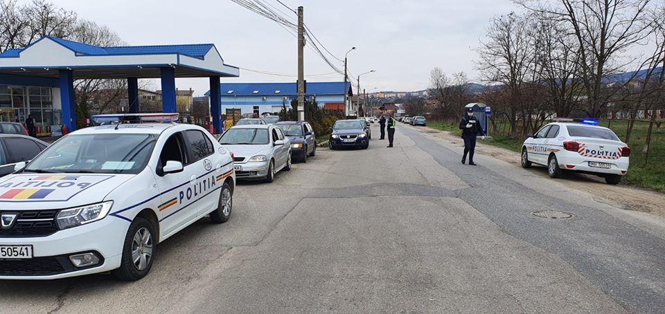 Peste 150 de sancțiuni contravenționale au fost aplicate de polițiștii și jandarmii din Sălaj, în 24 de ore
