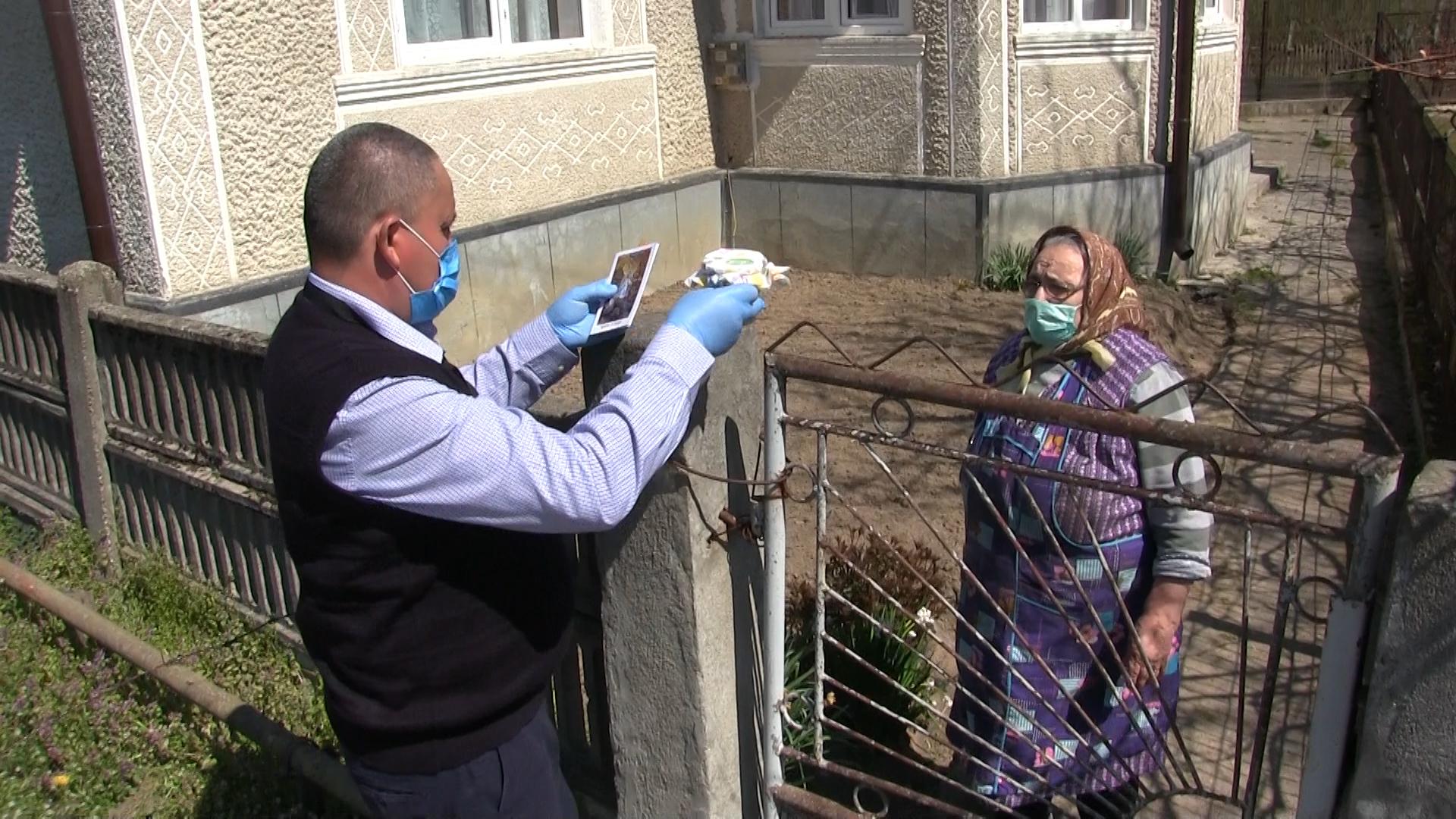 Pandemia în satele din Sălaj - Paștele au fot servite la poarta fiecărei case (VIDEO)