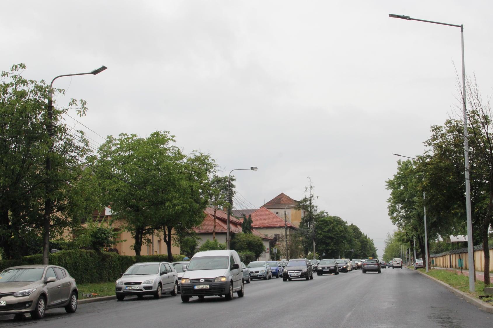 31 august, termen pentru introducerea în subteran a rețelelor de telecomunicații pe strada Simion Bărnuțiu